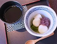 とうふ屋さんのデザート・丹波黒豆珈琲画像