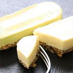 豆乳レアチーズケーキ画像
