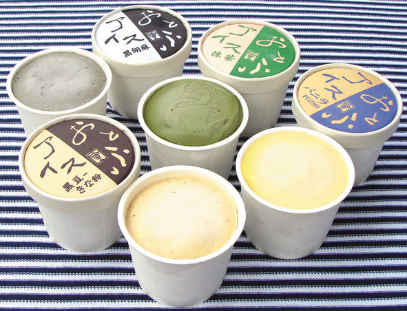 豆乳アイスクリーム