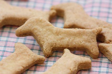 わんこクッキー画像